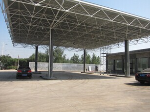 长治县新黎都能源有限公司CNG加气站工程